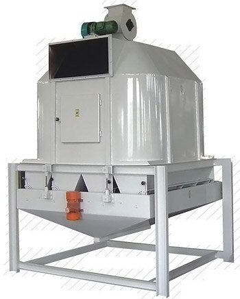 Охладитель гранул