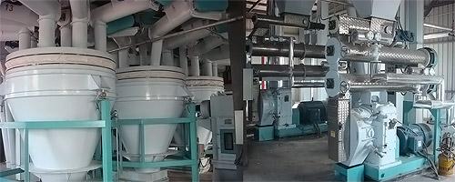 Комбикормовое оборудование, заводы и мини-заводы из Китая