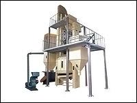 Мини-комбикормовый завод производительностью 1-2,5 тонн/час