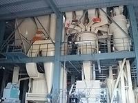 Комбикормовый завод с автоматической системой дозирования компонентов мощностью 8,9,10,11,12 т/час
