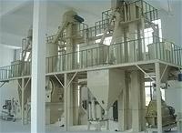 Комбикормовый завод по производству порошкового комбикорма на 2,3,4,5,6,7 тонн в час